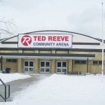 1 minute from Ted Reeve Arena