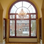 Master Bedroom windows