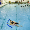 Swimming classes in Toronto.