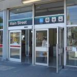 TTC Main St Station