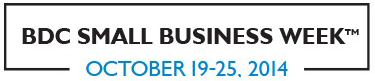BDC Small Business Week 2014