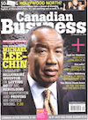 Canadian Business Cover - George O'Neill - O'Neill Advisors - September 2009