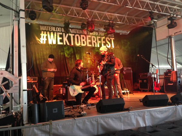 5440 and Kandle at Wektoberfest 2014