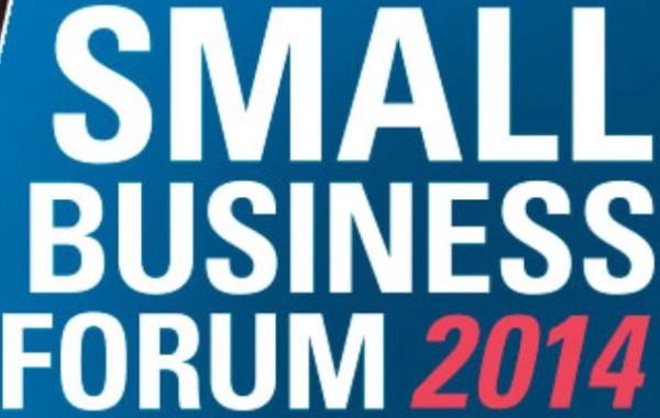 Small Business Forum 2014 Logo